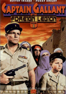 Captain Gallant Of The Foreign Legion: Volume 1 Movie
