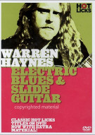 Warren Haynes: Electric Blues And Slide Guitar Movie