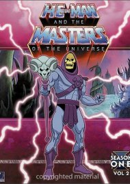 He-Man And The Masters Of The Universe: Season One - Volume 2 Movie