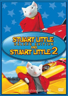 Stuart Little: Deluxe Edition / Stuart Little 2: Special Edition (with Stuart Little 3 Sneak Peak) (2 Pack) Movie