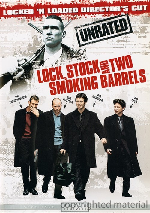 Lock, Stock And Two Smoking Barrels: Locked N Loaded Directors Cut Movie