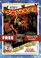 Scrooge (With Bonus Music CD) Movie