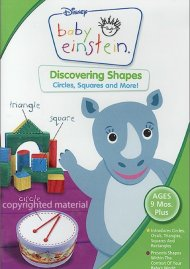 Baby Einstein: Discovering Shapes Movie