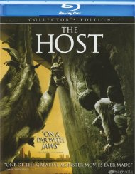 Host, The: Collectors Edition Blu-ray
