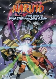 Naruto: The Movie - Ninja Clash In The Land of Snow Movie