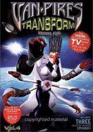 Van-Pires Transform: Uncool Fuel - Vol. 4 Movie