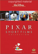 Pixar Short Films Collection: Volume 1 Movie