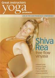 Yoga Journal: Shiva Rea Free Flow Vinyasa Movie