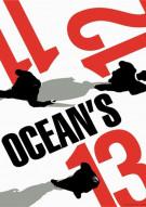 Oceans 11, 12 & 13 Giftset Movie