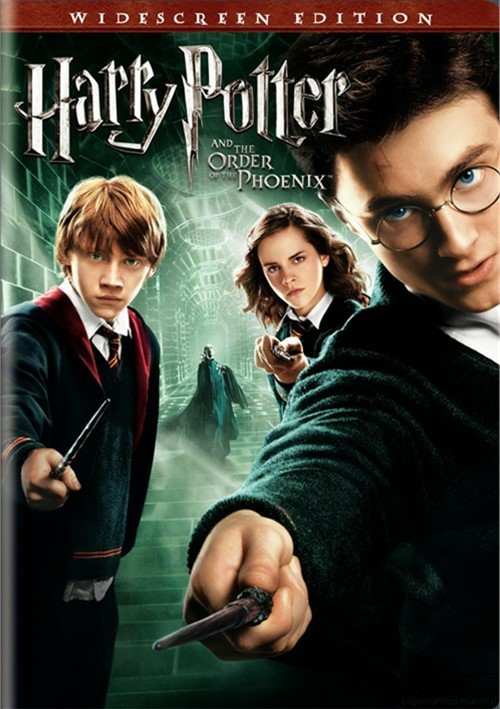 Harry Potter And The Order Of The Phoenix Movie