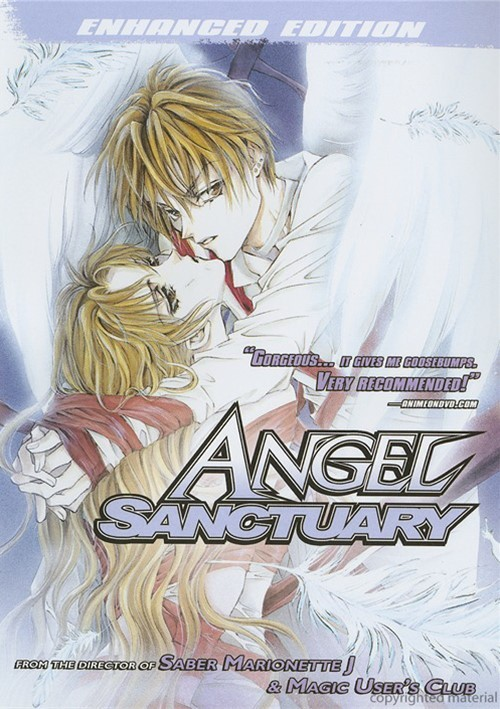 Angel Sanctuary Movie