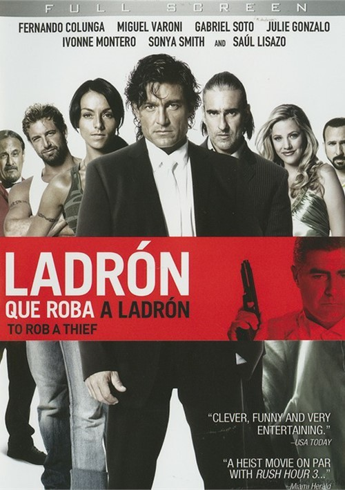 Ladron Que Roba A Ladron (Fullscreen) Movie