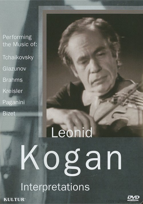 Leonid Kogan: Interpretations Movie