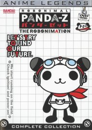 Panda-Z: The Robonimation - Anime Legends Complete Collection Movie