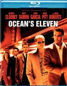 Oceans Eleven Blu-ray