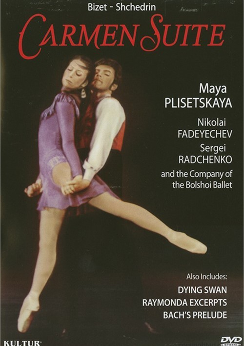Carmen Suite (Ballet) Movie