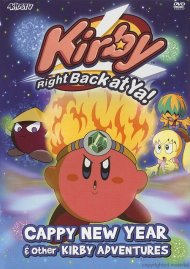 Kirby: Cappy New Year & Other Kirby Adventures Movie