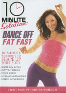 10 Minute Solution: Dance Off Fat Fast Movie