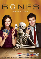 Bones: Season Three - Totally Decomposed Edition (Repackage) Movie