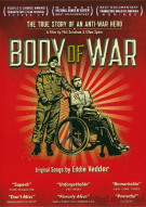 Body Of War Movie