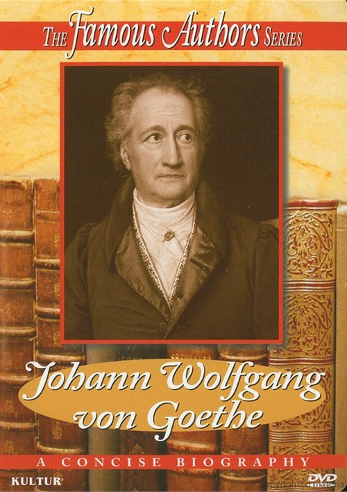 Famous Authors Series, The: Johann Wolfgang von Goethe Movie