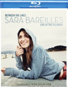 Sara Bareilles: Between The Lines - Live At The Fillmore Blu-ray