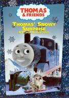Thomas & Friends: Thomas Snowy Surprise Movie