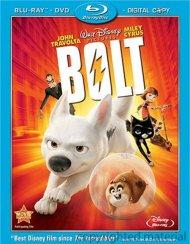 Bolt Blu-ray