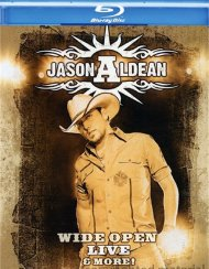 Jason Aldean: Wide Open Live & More! Blu-ray