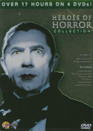 Heroes Of Horror Collection (Collectible Tin) Movie