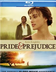 Pride & Prejudice Blu-ray