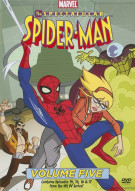 Spectacular Spider-Man, The: Volume 5 Movie
