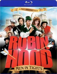 Robin Hood: Men In Tights Blu-ray