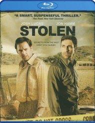 Stolen Blu-ray