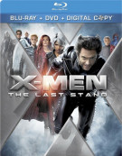X-Men: The Last Stand (Blu-ray + DVD + Digital Copy) Blu-ray