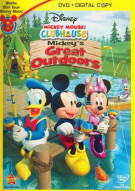 Mickey Mouse Clubhouse: Mickeys Great Outdoors Movie