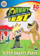 Johnny Test: Super Smarty Pants Movie