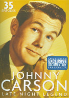 Johnny Carson: Late Night Legend Movie