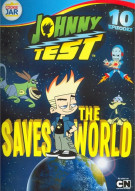 Johnny Test Saves The World Movie