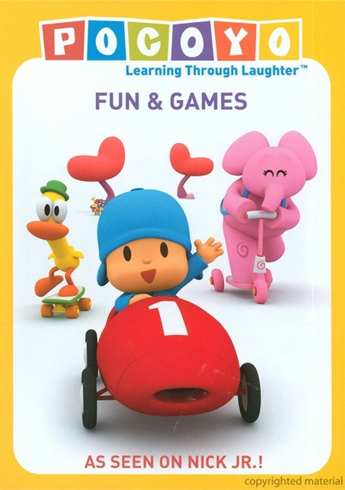 Pocoyo: Fun & Games Movie