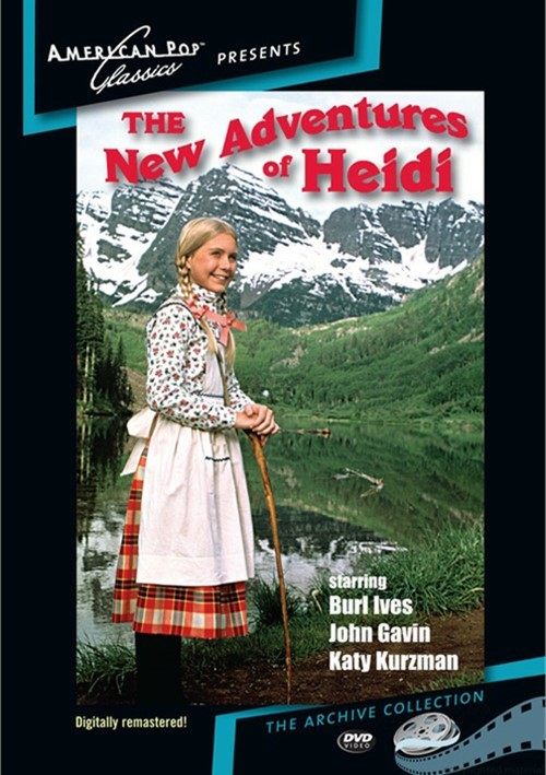 New Adventures Of Heidi, The Movie