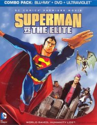 Superman Vs. The Elite (Blu-ray + DVD Combo) Blu-ray