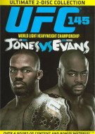 UFC 145: Jones Vs. Evans Movie