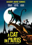 Cat In Paris, A Movie