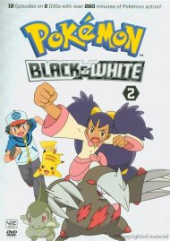 Pokemon: Black And White - Volume 2 Movie