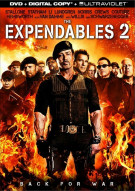 Expendables 2, The (DVD + Digital Copy + UltraViolet) Movie