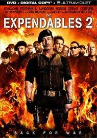 Expendables 2, The (DVD + Digital Copy + UltraViolet) Movie