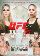 UFC 157: Rousey Vs. Carmouche Movie