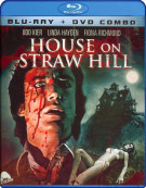 House On Straw Hill (Blu-ray + DVD Combo) Blu-ray