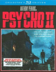 Psycho II: Collectors Edition Blu-ray